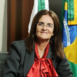 Maria das Graças Foster, conhecida como Graça Foster, 1ª mulher a presidir a Petrobras