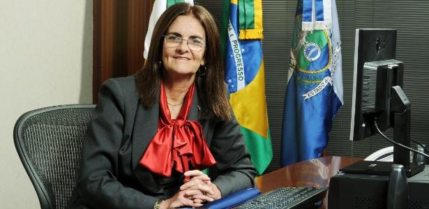 Graça Foster é a primeira mulher a assumir a presidência da Petrobras