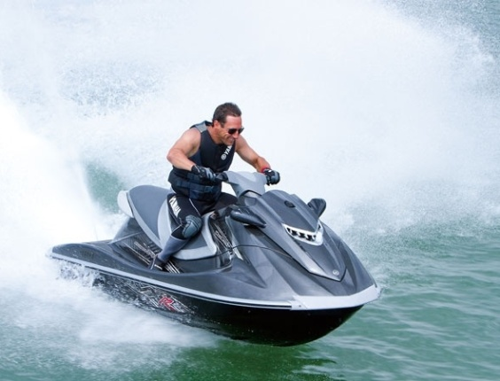 Jet-ski Yamaha modelo  waverunner VX 1800-A