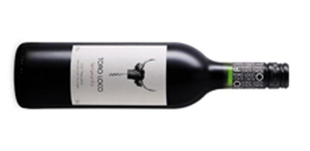 O vinho espanhol Toro Loco Tempranillo, de 2011, da marca do próprio supermercado