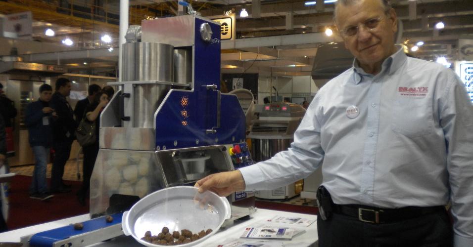 Gilberto Poleto, presidente da Bralyx