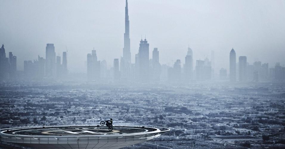 A cidade de Dubai, nos Emirados Árabes, é uma das preferidas dos funkeiros; letras com marcas e destinos de luxo fazem cada vez mais sucesso