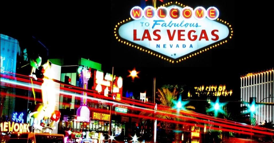 A cidade de Las Vegas, nos Estados Unidos, é uma das preferidas dos funkeiros; letras com marcas e destinos de luxo fazem cada vez mais sucesso