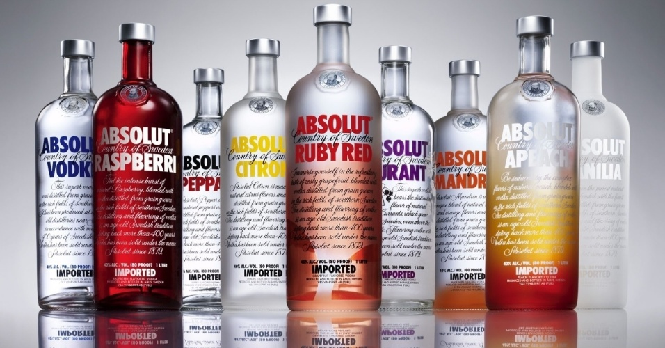 Presente em diversos funks, a vodka Absolut custa cerca de R$ 90; em bailes funks, o preço pode passar de R$ 200
