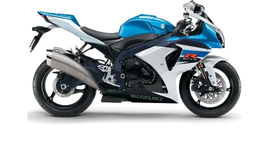 Uma das motos prediletas dos funkeiros, a Suzuki GSX-R 1100 custa cerca de R$ 55 mil