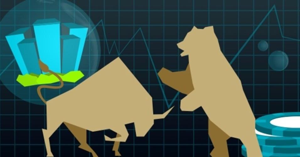 OGX derruba Bovespa pelo segundo dia seguido; dólar sobe a R$ 2,016