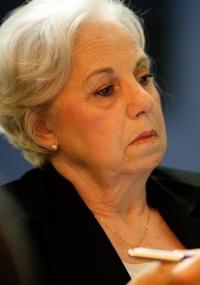 A executiva Paulina Fernandes