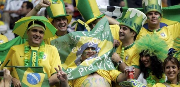 Vendas para 2014 começam no 2º semestre de 2013, após Copa das Confederações