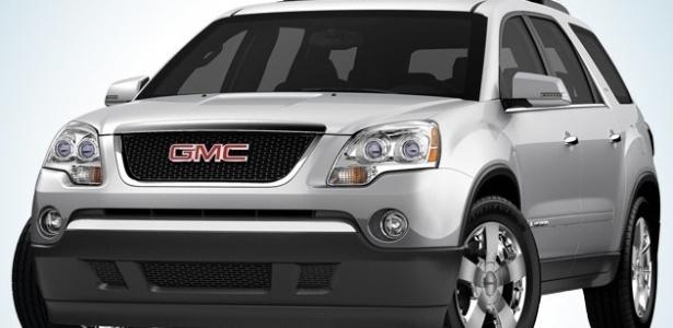 Carro GMC Acadia