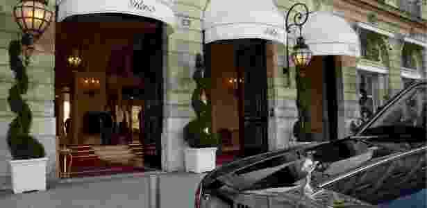 Hotel Ritz, em Paris, fica fechado por dois anos para reformas - Horacio Villalobos/Efe