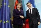 Crônica francesa: Adeus Merkozy - Fabrizio Bensch/Reuters