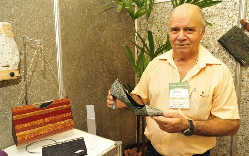Aidson Ponciano, criador da Green Obsesion
