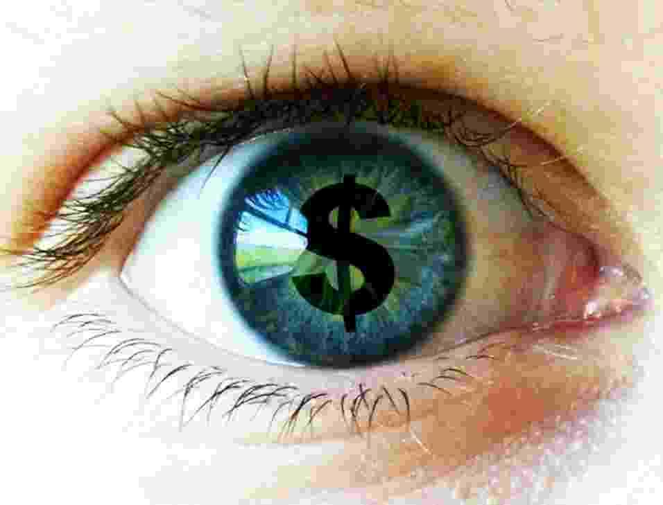 olho dinheiro - Reprodução