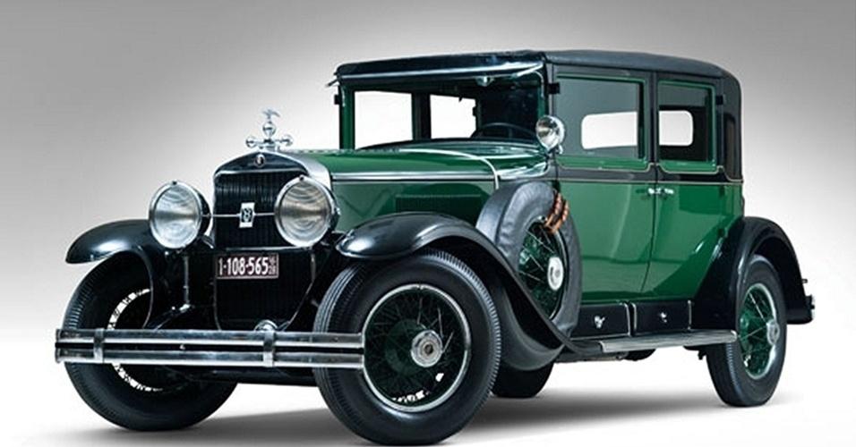 f6468e672c9 Fotos  Cadillac de Al Capone irá a leilão  lance pode chegar a R  1 ...