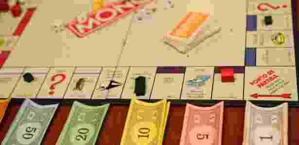 Jogo Tabuleiro Monopoly (Banco Imobiliário) - Fernando Donasci/UOL - Fernando Donasci/UOL