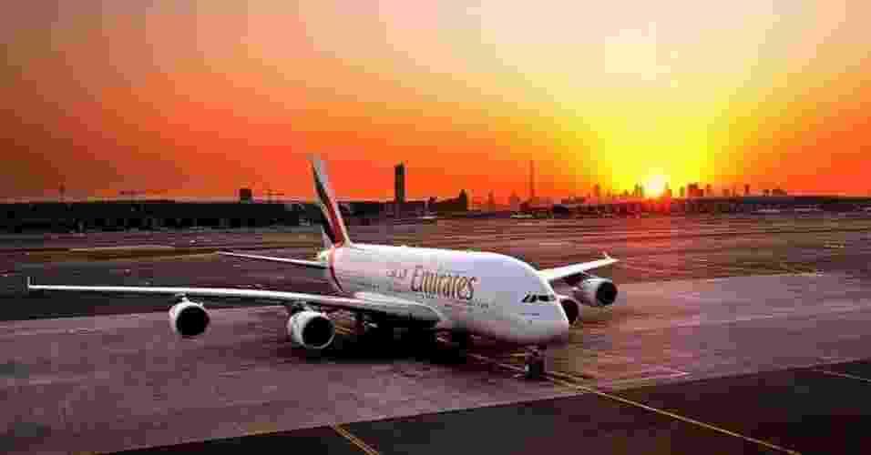 Emirates - Divulgação