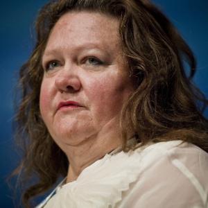"""Gina Rinehart a mulher mais rica do mundo, criou polêmica ao dizer aos """"invejosos"""": """"parem de beber e trabalhem""""; clique aqui e veja - Tony McDonough/Efe"""
