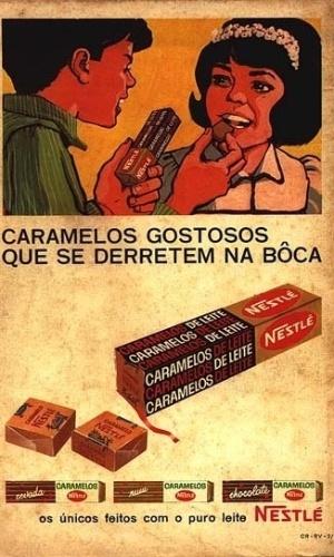 Caramelo Nestlé