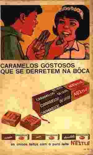 Caramelo Nestlé - Reprodução