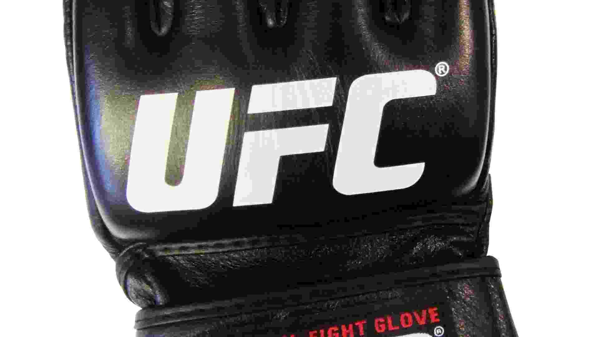 Produtos licenciados UFC - Divulgação