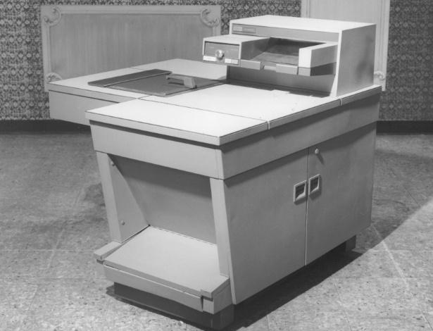 Xerox 914, primeira copiadora do mundo