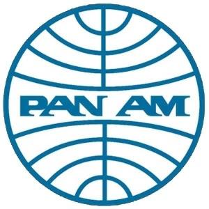 Logotipo da Pan Am