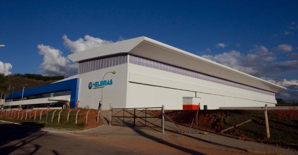 A Helibrás pretende ser a 'Embraer dos helicópteros'. A fábrica localizada em Itajubá (MG) produz helicópteros comerciais e militares. Veja a seguir como é pruduzido o EC725, helicóptero utilizado pela presidente Dilma Rousseff e pela Petrobras