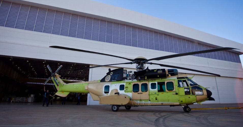 Em cinco anos, a fábrica brasileira da Eurocopter deve ser a 4º mais importante do mundo para a empresa, atrás apenas de França, Alemanha e Espanha