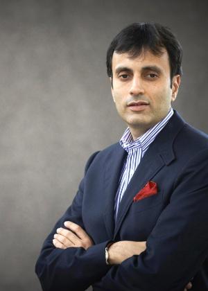 O diretor de mercados emergentes do Morgan Stanley, o economista Ruchir Sharma - Divulgação