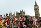 Emissões de CO2 nos Jogos de Londres ficaram 28% abaixo do previsto, diz Comitê Organizador - Daniel Garcia/AFP
