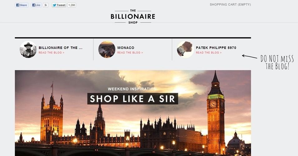 979ce97c4c8 Fotos  Site oferece produtos de luxo para os ricos - 03 01 2013 ...