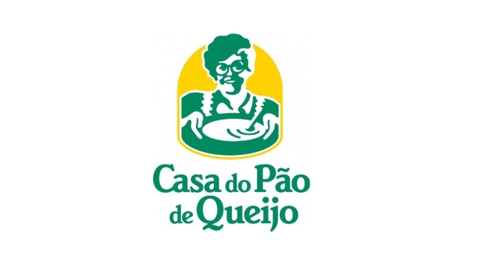 Logotipo da Casa do Pão de Queijo