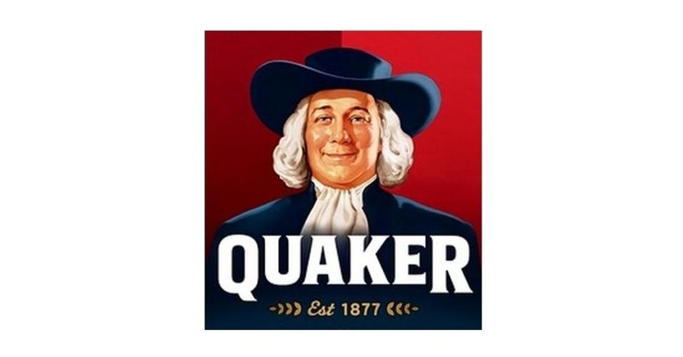 Logotipo da marca Quaker