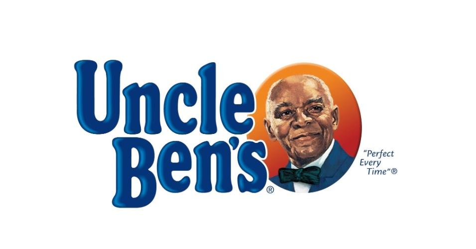 Logotipo da marca Uncle Ben's