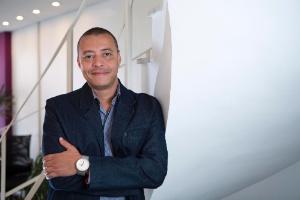 Alan James, sócio-fundador da agência de propaganda Biruta Ideias Mirabolantes