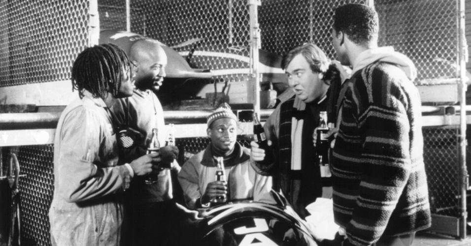 """Cena do filme """"Jamaica Abaixo de Zero"""" (1993"""