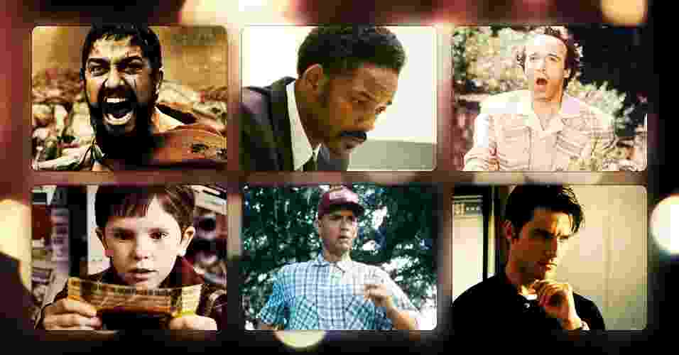Personagens do cinema que inspiram empreendedores - Arte/UOL