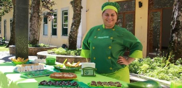 O bufê Favela Orgânica, da empreendedora individual Regina Tchelly, surgiu como projeto social - Divulgação
