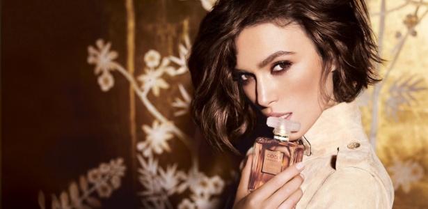 comercial de perfume