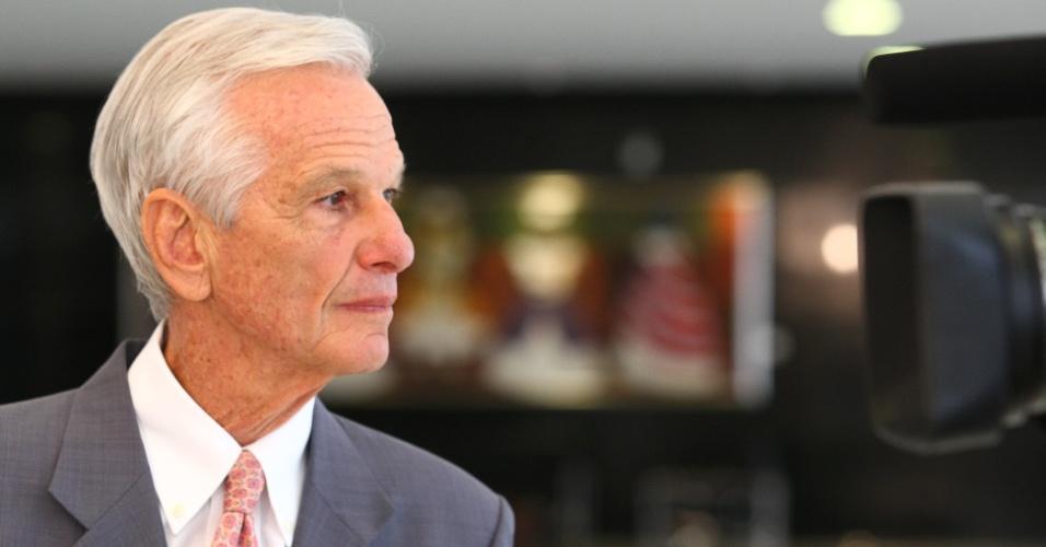 Jorge Paulo Lemann, bilionário brasileiro