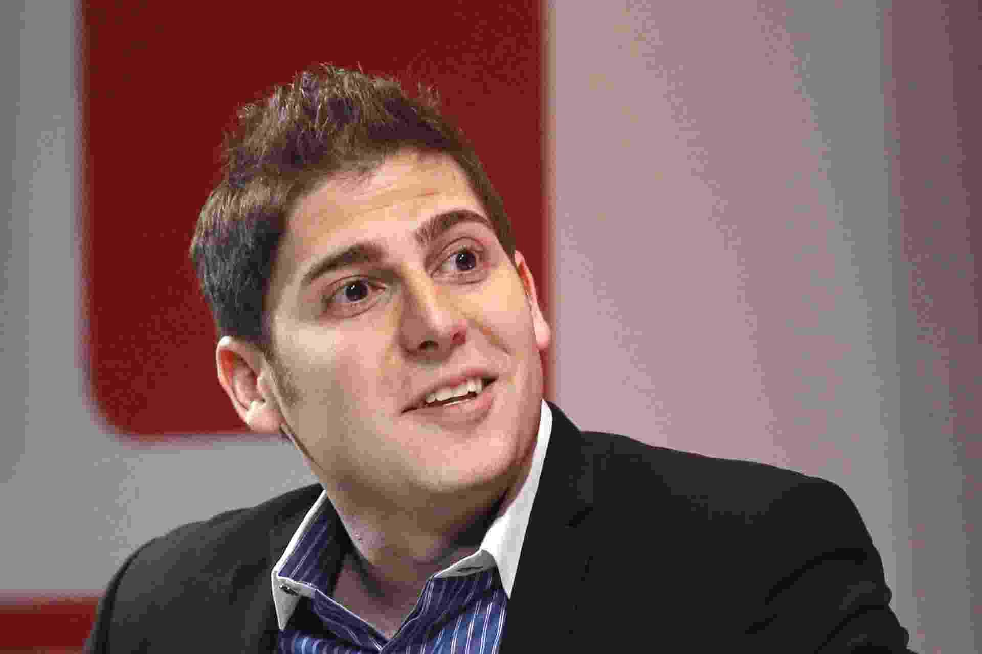 Eduardo Saverin, brasileiro co-fundador do Facebook - Edgar Su/Reuters