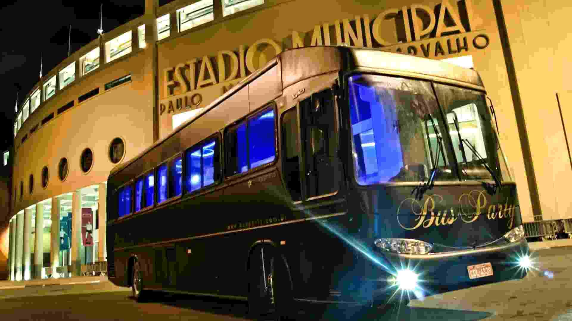 Franquia Bus Party - Divulgação