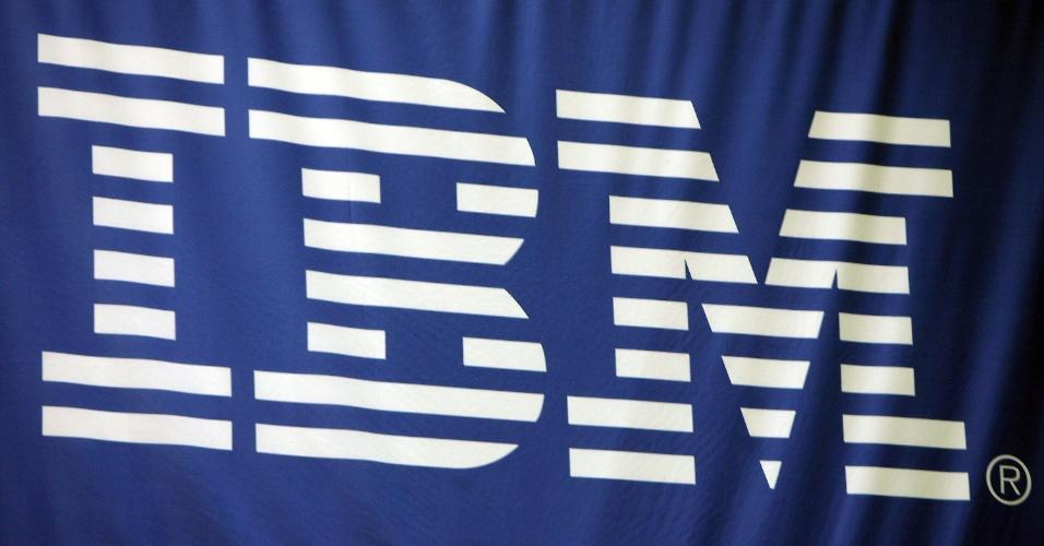 IBM; logo; logomarca; logotipo
