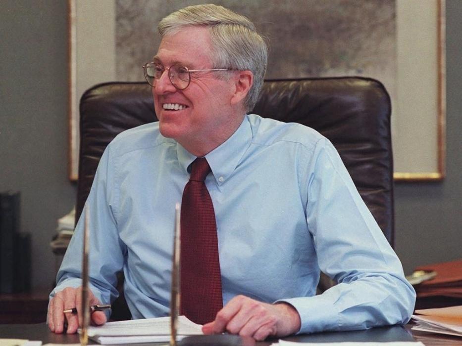 Charles Koch bilionário