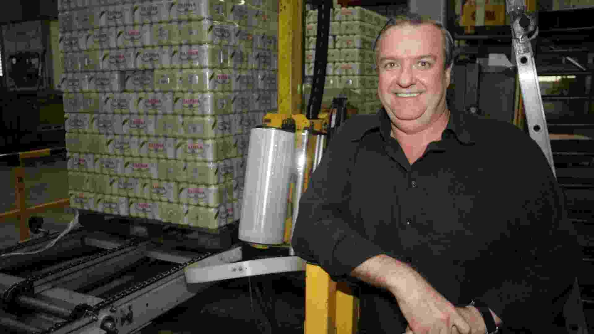 Walter Faria, da Cervejaria Petropolis - Luiz Carlos Murauskas/Folha Imagem