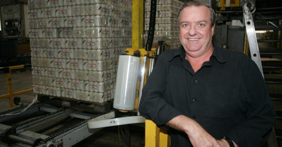 Walter Faria, da Cervejaria Petropolis