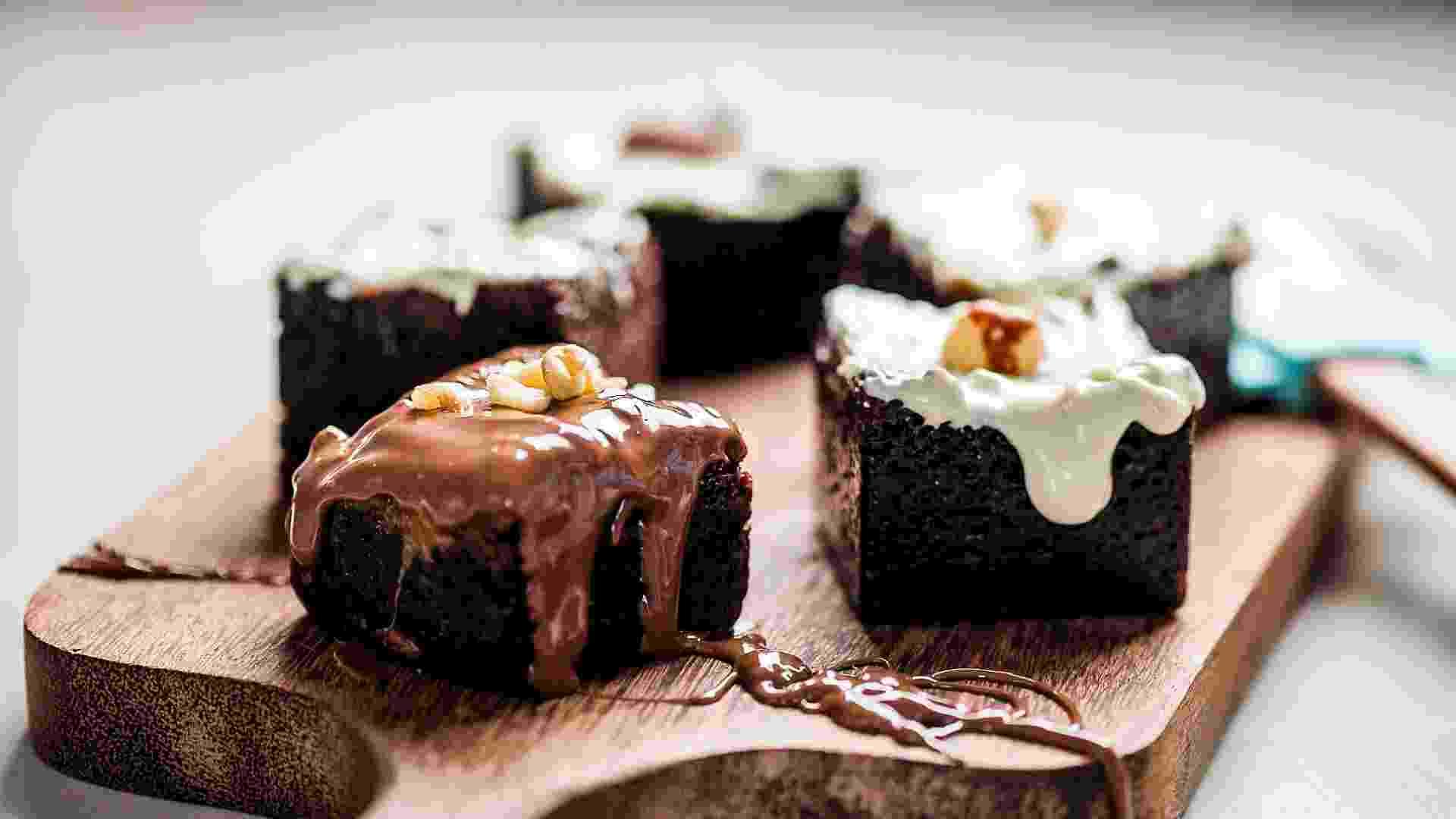 The Brownie Shop, da empreendedora Isabella Delorenzo - Leonardo Soares/UOL