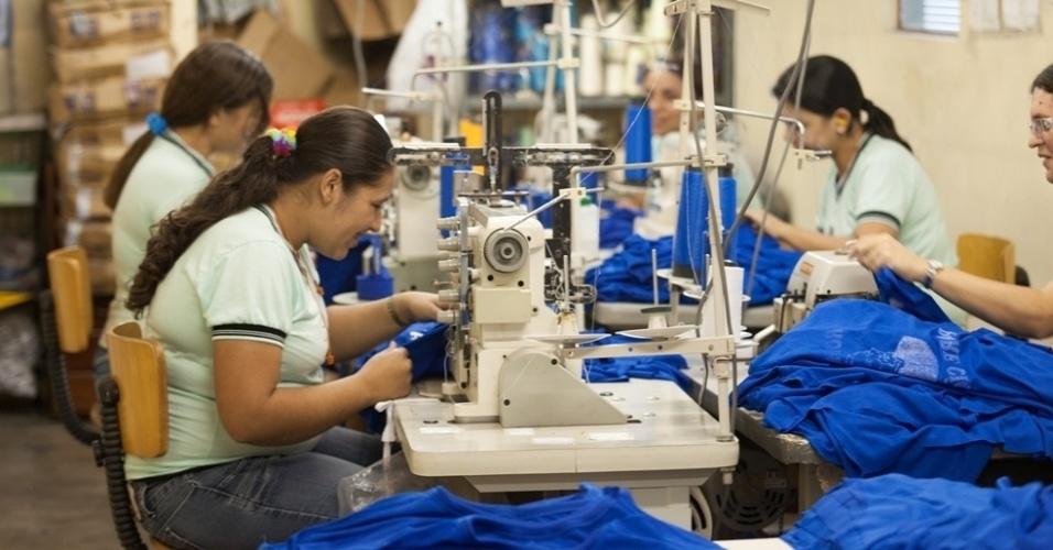 No município de Agrestina, cerca de 80% das confecções são produzidas para o público evangélico